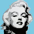 Marilyn Monroe by Yaz Alcantara