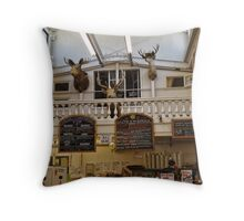 Not your typical deli Throw Pillow