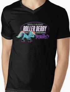 My Derby Pony Mens V-Neck T-Shirt