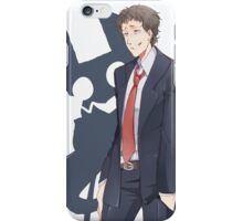 terrible person merch iPhone Case/Skin