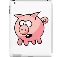 Cute Pig T-Shirt Coffee Mug Sticker Piggy Duvet iPad Case/Skin