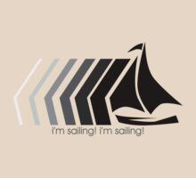 Look at me, I'm sailing! by ACImaging