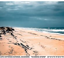 Incoming Storm. OBX. by ishore1
