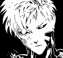 Genos One Punch Man by mususama