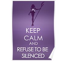 Keep Calm - Sailor Saturn Posters 1 Poster