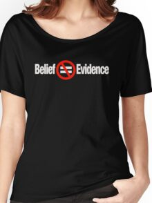 BELIEF Women's Relaxed Fit T-Shirt