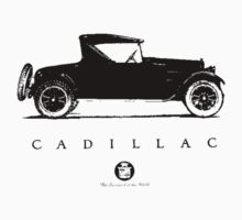 1921 Cadillac Kids Clothes