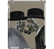 Smoke (II) iPad Case/Skin
