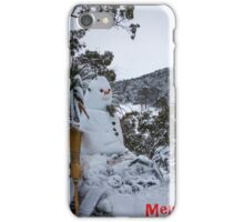 Frosty ..... Cradle Mountain Tasmania iPhone Case/Skin