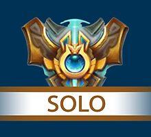 Solo Badge by ozencyasin