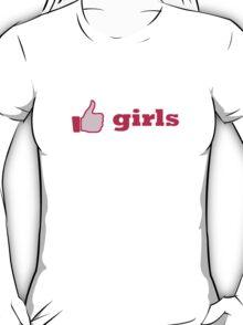 like girls T-Shirt