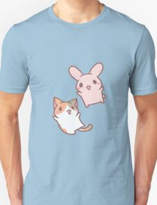 kitten and bunny  T-Shirt