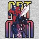 The Astonishing Antman by J. Stoneking