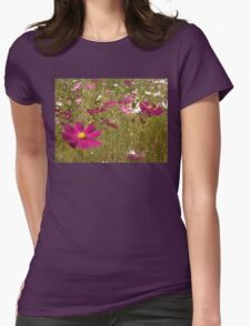 Remembering the Cosmos Womens Fitted T-Shirt