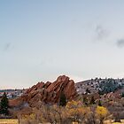 Moonset over Roxborough by Jon Rista