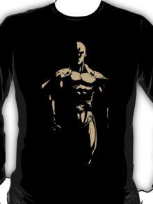 Saitama One Punch Man Siluette T-Shirt