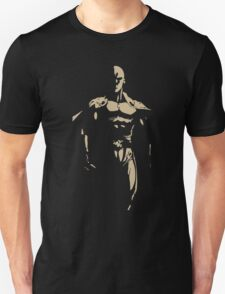Saitama One Punch Man Siluette T-Shirt