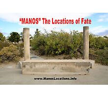 """""""MANOS"""" The Locations of Fate Photographic Print"""
