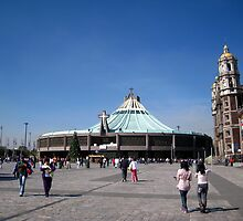 Our Lady of Guadalupe by dher5