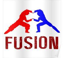 Fusion (V2) Poster