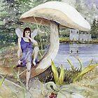 Shade Fairy by Laura Lea Comeau