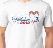 Vote Faabulous Party 2012! T-Shirt
