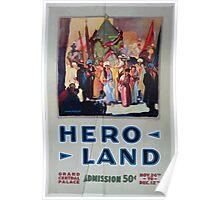 Hero land 002 Poster