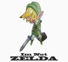 Im Not Zelda by ImKyleSup