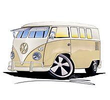 VW Splitty (11 Window) Camper Photographic Print