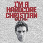 I&#x27;m A Hardcore Christian Bale Fan by Mister Pepopowitz