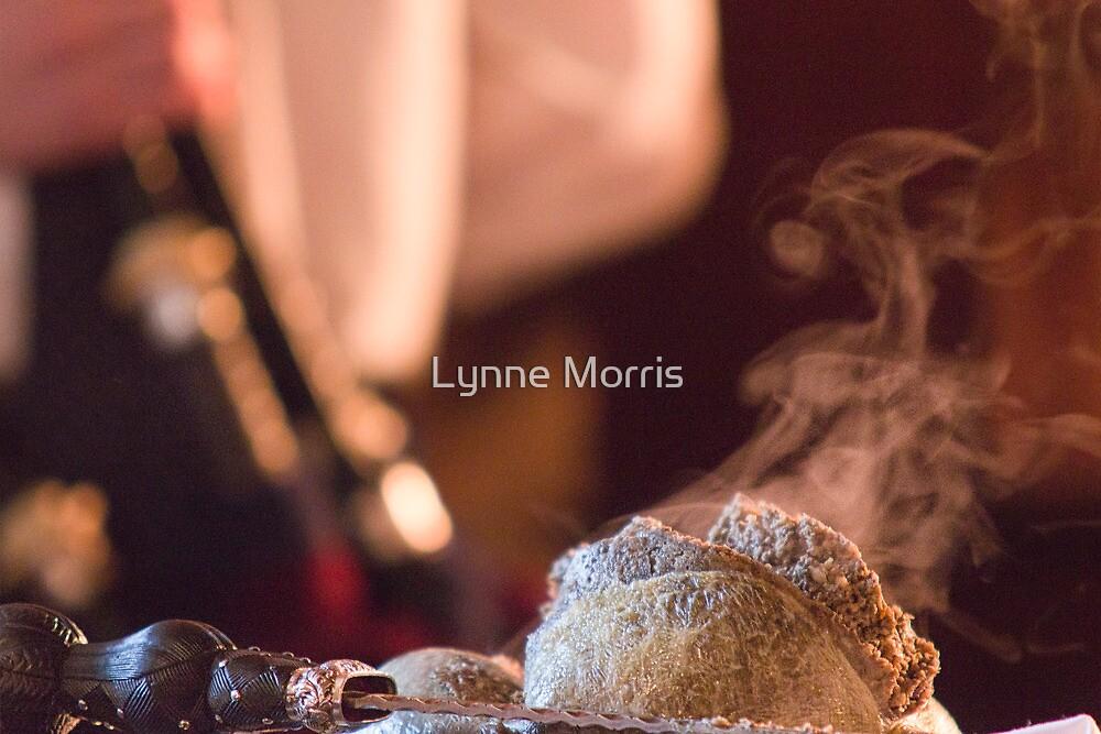 Fresh Haggis by Lynne Morris