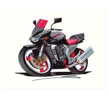 Kawasaki Z1000 Art Print