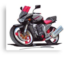 Kawasaki Z1000 Canvas Print
