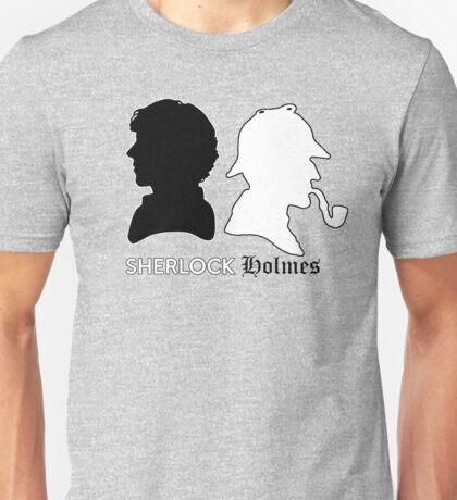 Sherlock vs. Holmes Unisex T-Shirt