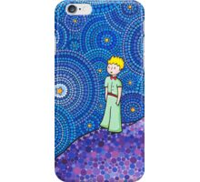 The Cosmic Little Prince iPhone Case/Skin