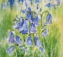 Bluebells by Shoshonan