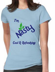 NESTEA boy! Womens Fitted T-Shirt