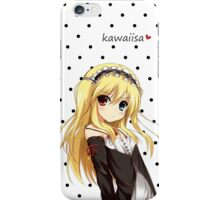 kobato wa kawaii iPhone Case/Skin