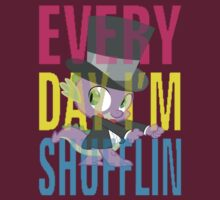 Shufflin' by minix