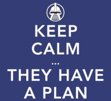 Keep Calm there are Cylons by pepefo