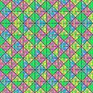 Geometric Quilt  by Cody  VanDyke