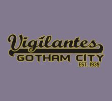 Gotham City Vigilantes  by zbickhoff