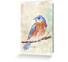 The Song sings itself Greeting Card