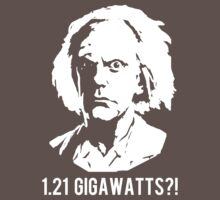 1.21 Gigawatts?! Kids Clothes