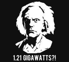 1.21 Gigawatts?! by dannyphoto