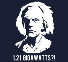 1.21 Gigawatts?! Kids Tee