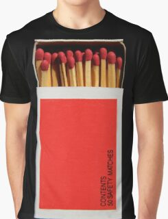 Box of Matches Phone Cover Graphic T-Shirt