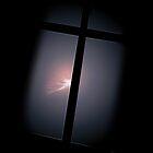 Stormy Window by Simon Kelshaw