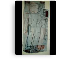 dust queen Canvas Print