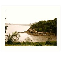 World's End, Hingham, Massachusetts Art Print